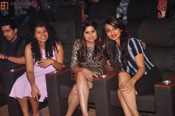 3 Beauties at music launch of hunterrr
