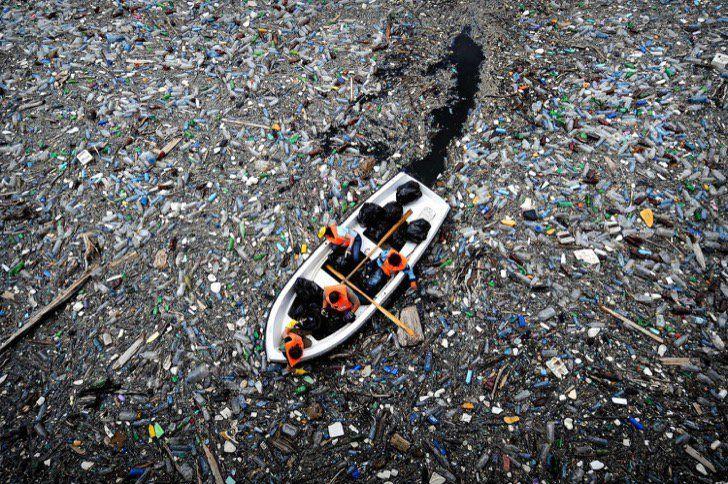 You Had No Idea It Was This Bad: 37 Haunting Photos Of Environmental Pollution - flipopular