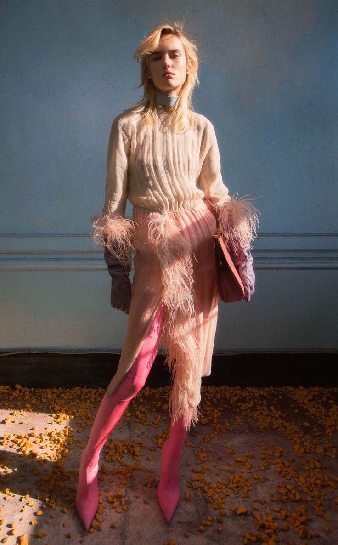 """Harleth Kuusik by Sebastian Kim for Vogue Australia March 2017"""