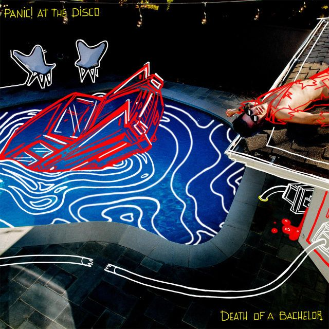Panic! At The Disco's fifth studio album released on January 15, 2016. Notable tracks include 'Death Of A Bachelor,' 'Victorious,' and 'Hallelujah.'