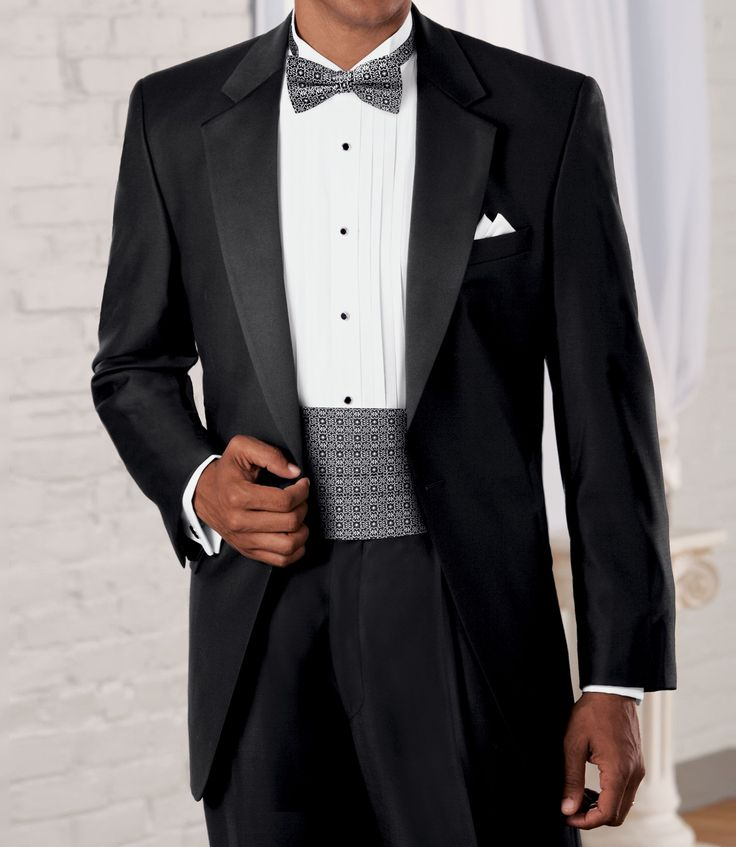 Victorian Men's Formal Wear With Modern Clothes