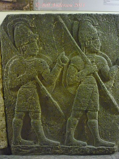 Turkey Ankara Hittite  relief