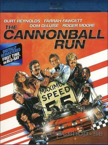 Cannonball Run (Blu-ray) (Import)