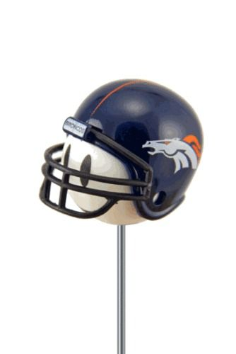 NFL Denver Broncos Car Antenna Ball / Antenna Topper / Mirror Dangler