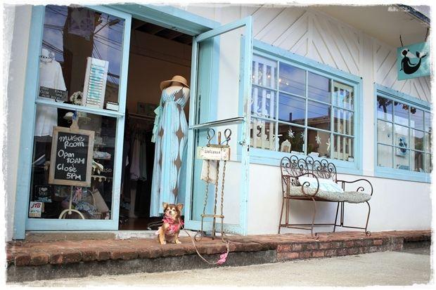 犬連れハワイ 2016 ☆ カイルア・タウンでワンコと一緒にショッピング~|MAHALOHA mana