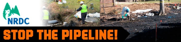 2 weeks ago, an ExxonMobil pipeline carrying corrosive tar sands oil ruptured, spewing more than 150,000 gallons of toxic crude into an Arkansas suburb, forcing homeowners to evacuate.  It's just a small glimpse of what we can expect if the Keystone XL pipeline gets built. PLZ Sign & Share!