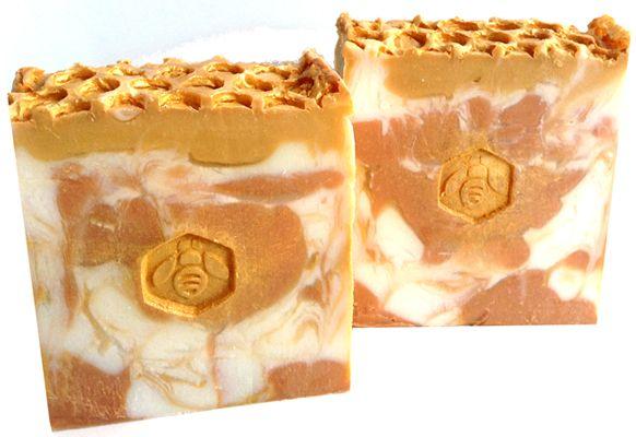 The Land of Milk and Honey Creamy Soap Bar