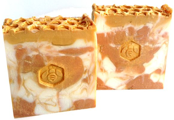 The Land of Milk and Honey Creamy Soap Bar