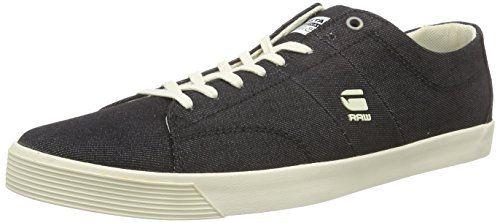 G-Star DEX, Herren Sneakers, Schwarz (denim), 46 EU (12 Herren UK) - http://on-line-kaufen.de/g-star/46-eu-g-star-herren-dex-sneakers-4