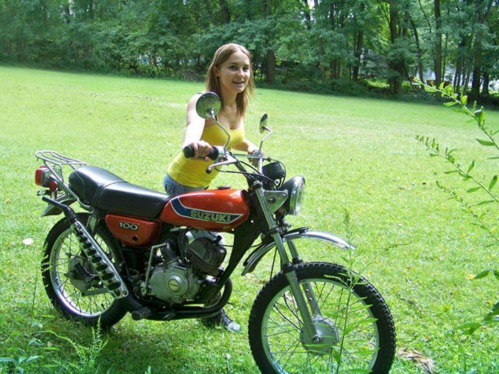 Suzuki Enduro