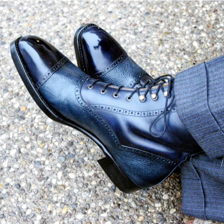 Ascot Shoes — Can't believe this gentleman (RogerP) is not on...