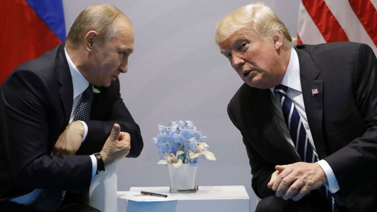 President Trump and Russian President Vladimir Putin have concluded their first, highly anticipated in-person meeting since the U.S. presidential election.   The meeting, which was expected to last just 30 minutes, lasted two hours and 16 minutes, according to a senior adviser to U.S.... - #2Hourplus, #Conclude, #Meeting, #Putin, #TopStories, #Trump