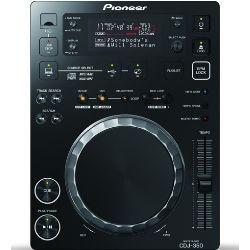 PIONEER COMPAC DISC CDJ 350 color negro.  Una consola para DJ que está diseñada para causar un impacto.  El equipo CDJ-350 es una consola para DJ básica de calidad, que reproduce todos los formatos profesionales y populares en CD o USB, y que es compatible con el modelo CDJ-2000. Y cobra vida cuando se conecta a un ordenador.
