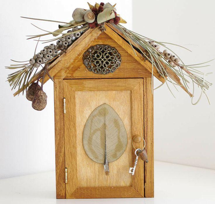 Fairy Door for the Bushland Faeries