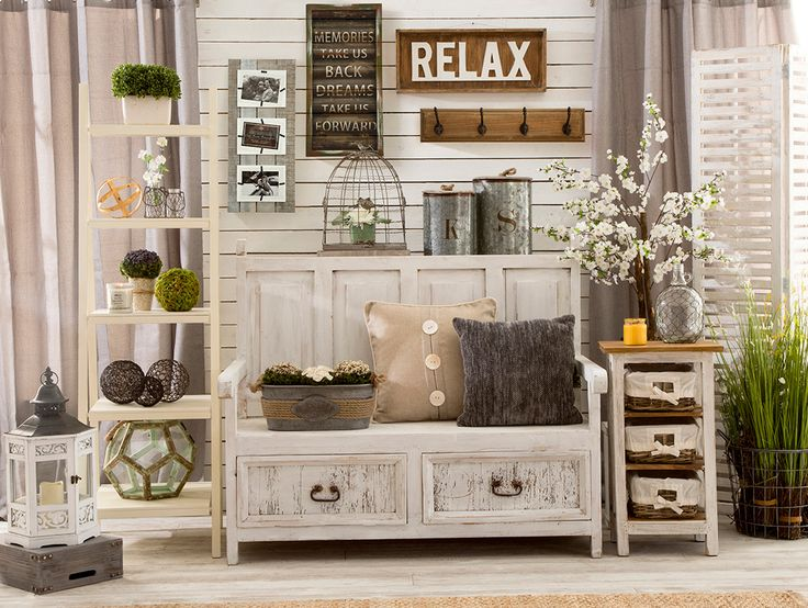So Inspiring On How To Pull Together The Modern Farmhouse Look! #HomeDecor