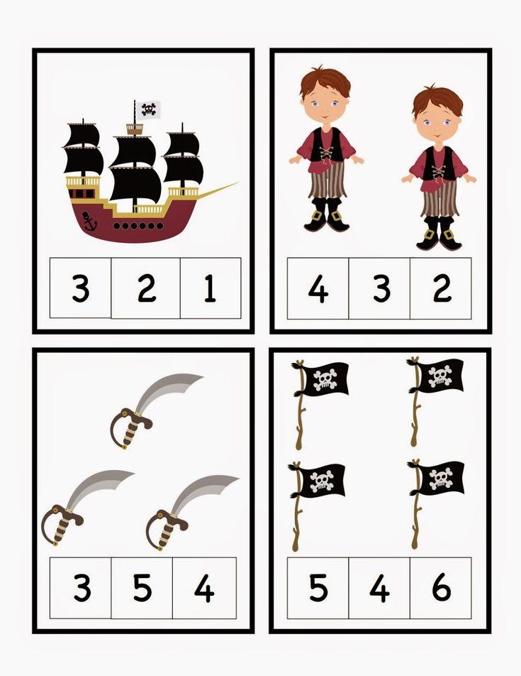 Aprender Brincando: Projeto: Piratas - para Educação Infantil