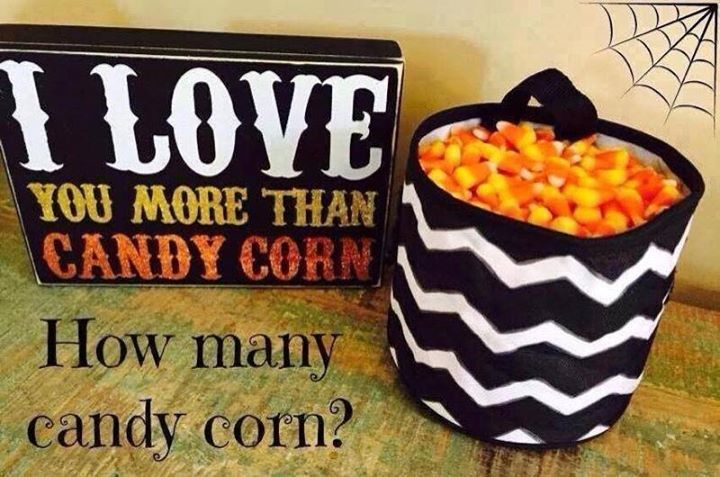 Photo: Happy National Candy Corn day! We've been playing guessing games in my VIP group. #31Fun www.lindsaytanner.net