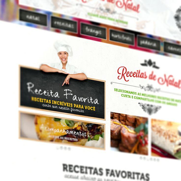 Detalhes do site do Marcon Mercado, de Criciúma.