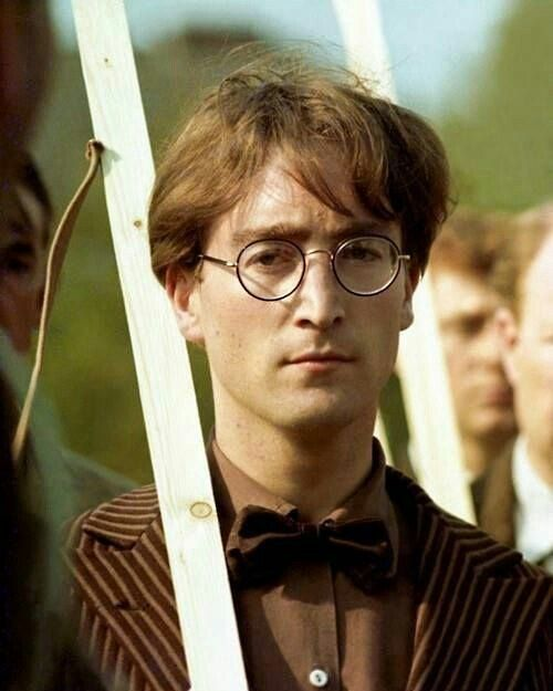 John was Harry Potter before Harry Potter could even Harry his Potter