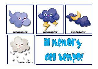 MaestraEmily: IL MEMORY DEL TEMPO