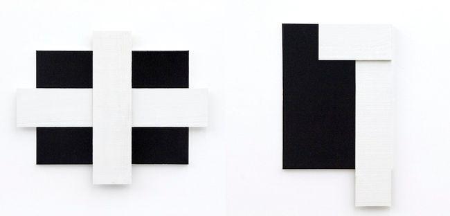 'EPW' by John Nixon at Anna Schwartz Gallery | Featured on Sharedesign.com