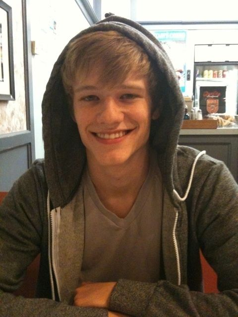 Lucas Till / Colton Baywood character view / Mark Baldwin's best friend