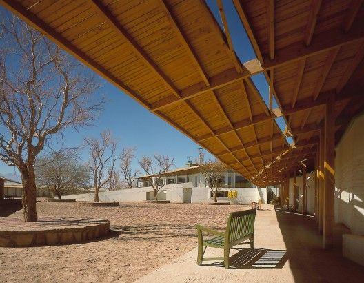 Hotel Explora, San Pedro de Atacama, Chile. Arch: German del Sol