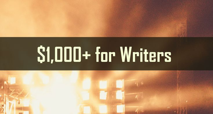 writing contests july 2015