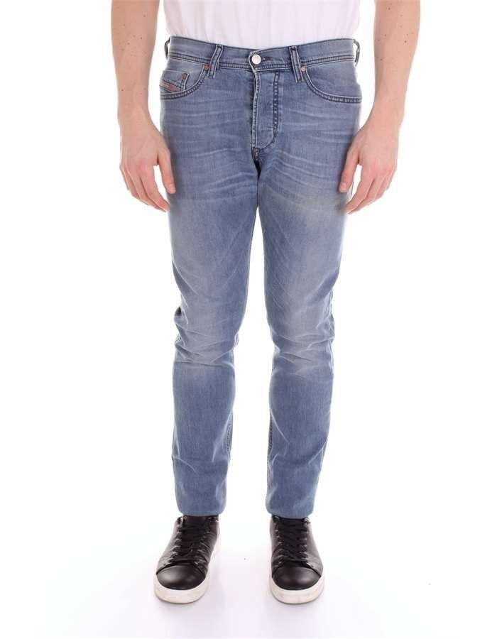 8d9e126a Diesel men's blue jeans   Spring \ Summer 2019   Blue jeans, Jeans, Men
