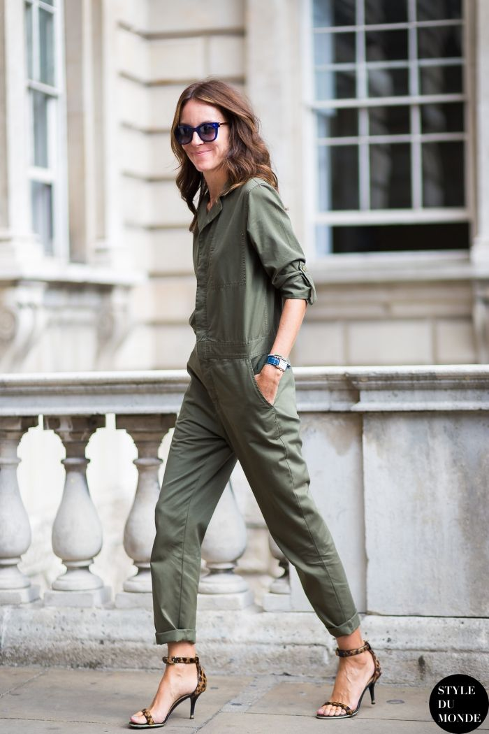 Alison Loehnis Street Style Street Fashion Streetsnaps by STYLEDUMONDE Street Style Fashion Blog