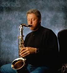 bill clinton saxophone - Google Search