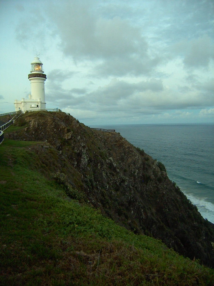 Byron Bay - Where Tony proposed to me.