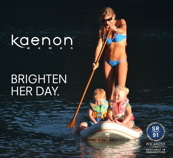 Kaenon Polarized Sunglasses make a great Mother's Day Gift for the Woman who wants the best of everything!