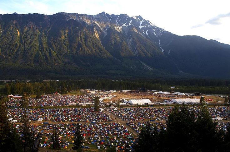 Pemberton Music Festival hands down has the best festival lineup of the summer. SEE YOU THERE!