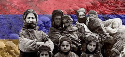 Εκδηλώσεις για την ημέρα μνήμης της γενοκτονίας των Αρμενίων