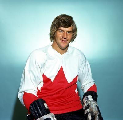 Bobby Orr Team Canada