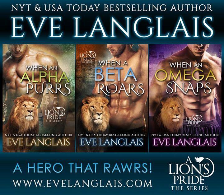 Resultado de imagem para a lion's pride eve langlais