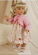 Stehpuppe, Schildkröt-Puppen, »Elli, 52 cm«