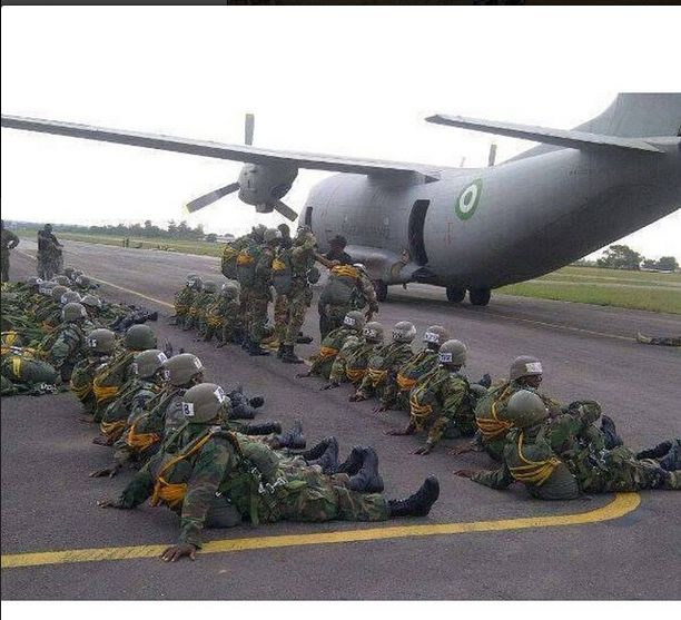 Boko Haram: Nigerian Air force to Train young Officers before December deadline