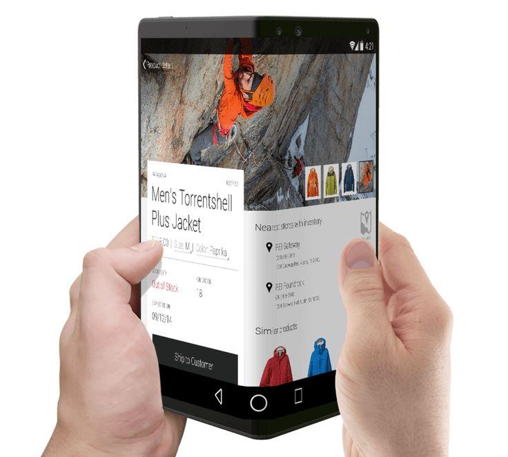 Samsung și LG se pregătesc de lansarea primelor telefoane pliabile în cea dea doua jumătate din 2017