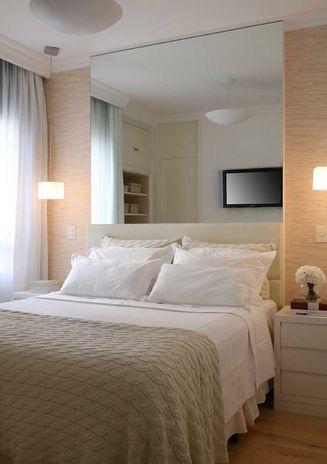 Veja ideias criativas para ampliar quartos pequenos
