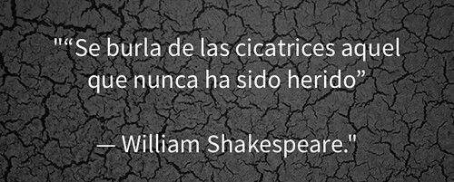 #williamshakespeare #frase #espanol