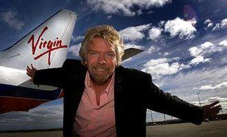 Ричард Брэнсон и авиакомпания Virgin