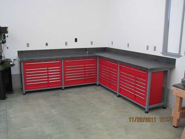 HF Toolboxes Workbench - Phase 3 - Page 3 - The Garage Journal Board