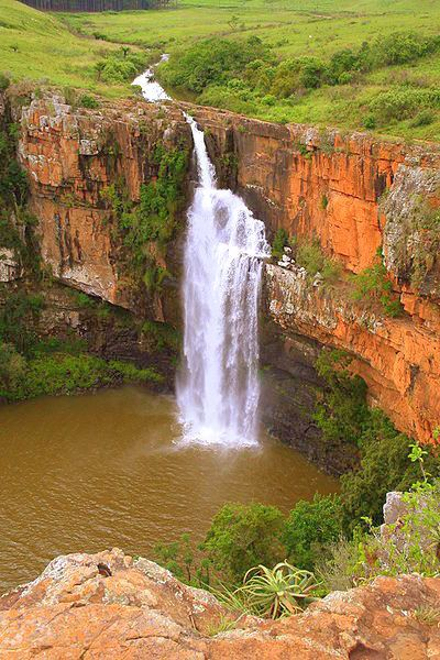 Berlin Falls at Blyde River Canyon - Mpumalanga, South Africa
