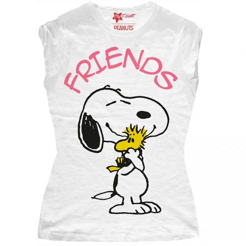 "T-SHIRT BIMBA ""FRIENDS"""