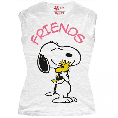 "T-SHIRT BIMBA ""FRIENDS"""