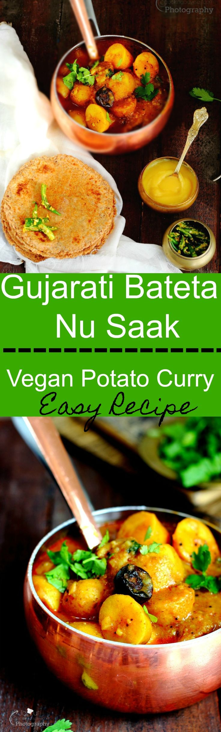 Gujarati Bateta Nu Shaak