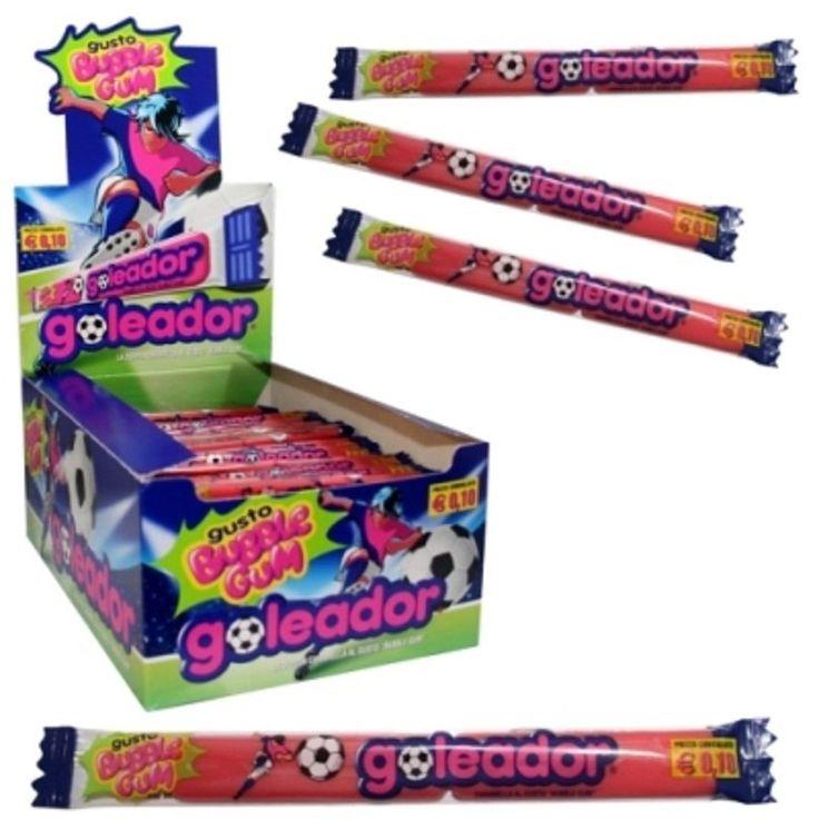 caramelle goleador bubblegum pezzi 200