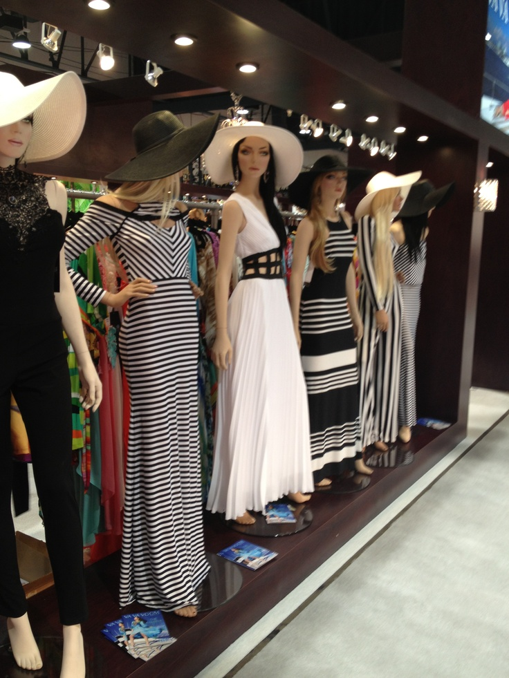 Black and white trend is huge for spring 2013! Chicstyleutah